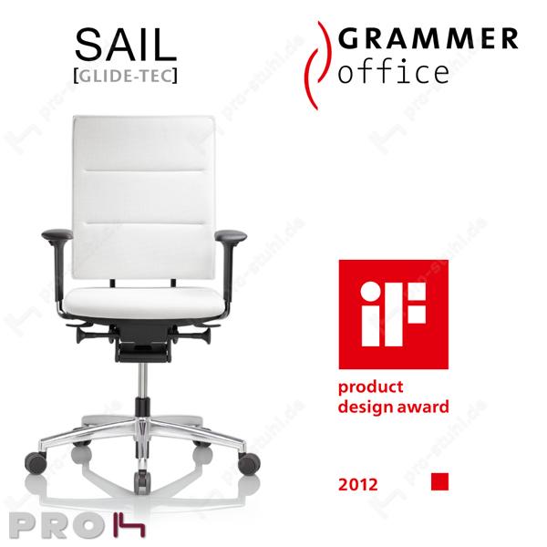 Pro news sail ausgezeichnet mit dem if product for Stuhl design award